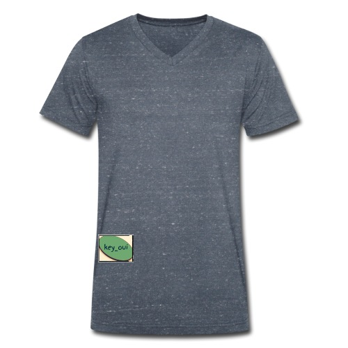 Key_oui - T-shirt bio col V Stanley & Stella Homme
