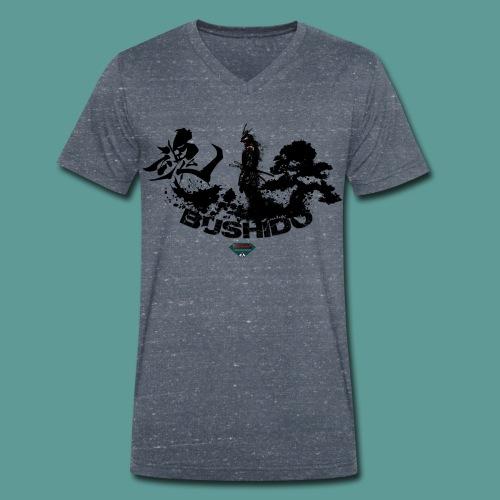 Mutagene Bushido - T-shirt bio col V Stanley & Stella Homme