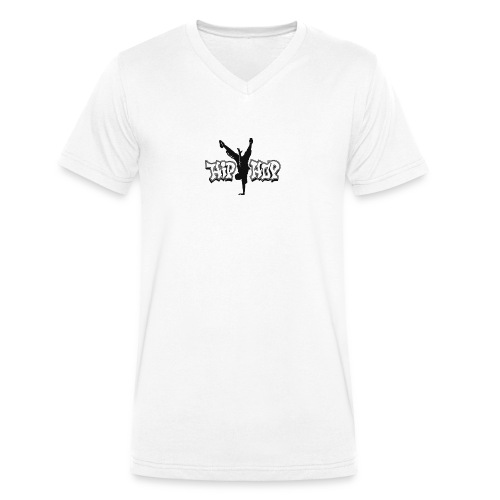 hip hop - T-shirt bio col V Stanley & Stella Homme