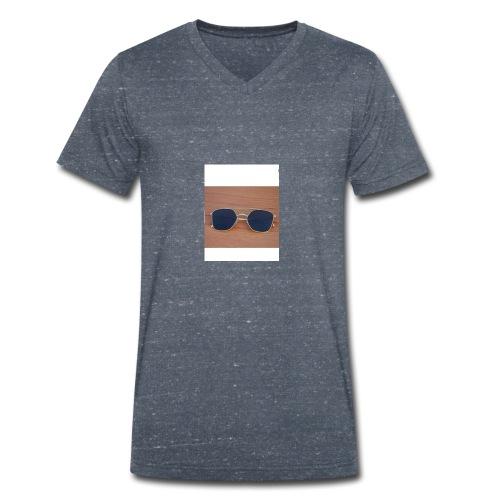Feel - Men's Organic V-Neck T-Shirt by Stanley & Stella