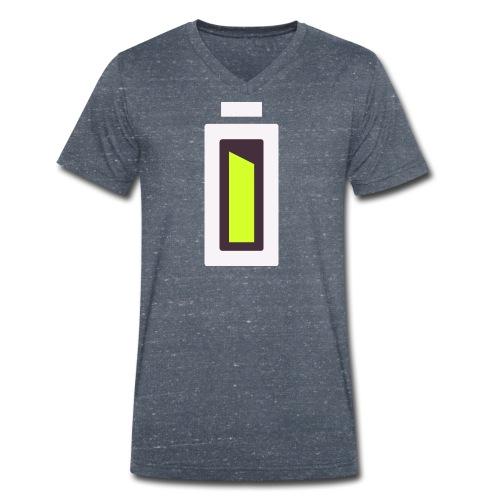 Batterie - Ready ?! - T-shirt bio col V Stanley & Stella Homme