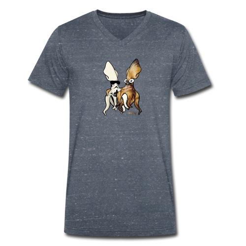 LePacifique - T-shirt bio col V Stanley & Stella Homme