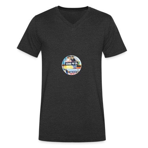 ECHA PA'CA 2018 - T-shirt bio col V Stanley & Stella Homme