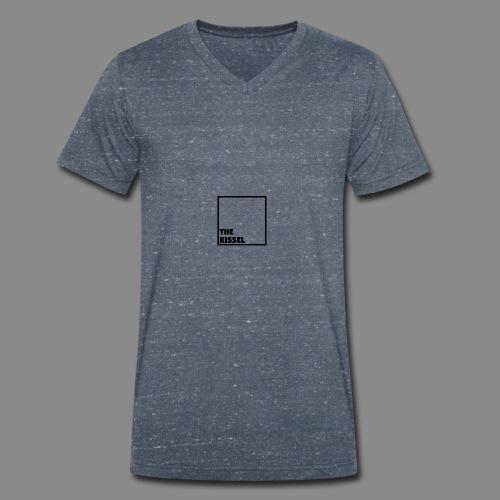 Kissel JAC LINE - Mannen bio T-shirt met V-hals van Stanley & Stella