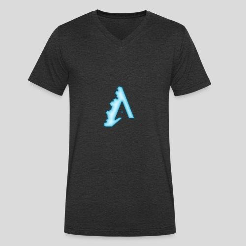 AttiS - Men's Organic V-Neck T-Shirt by Stanley & Stella