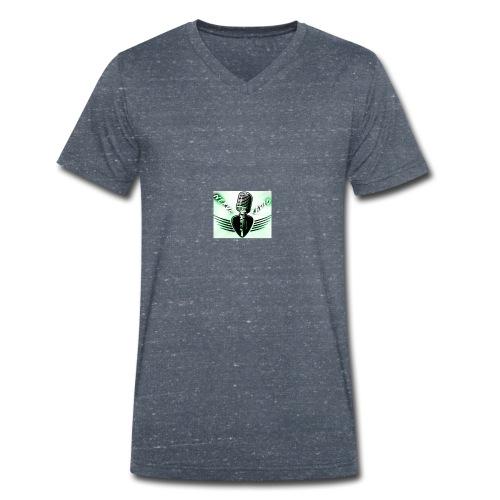 T-Shirt Custom - T-shirt bio col V Stanley & Stella Homme