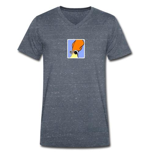 Welder - T-shirt bio col V Stanley & Stella Homme