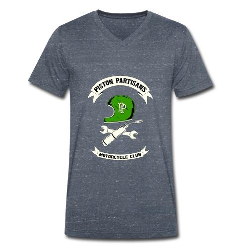 PPMCC - Ekologisk T-shirt med V-ringning herr från Stanley & Stella