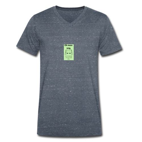 Schaukel - Männer Bio-T-Shirt mit V-Ausschnitt von Stanley & Stella