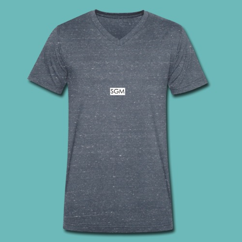 sgm - T-shirt bio col V Stanley & Stella Homme