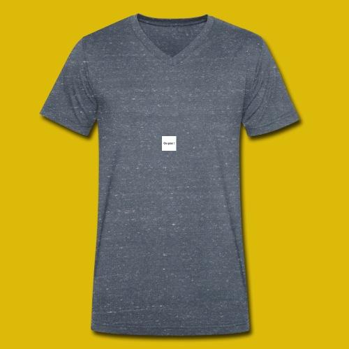 OU PAS - T-shirt bio col V Stanley & Stella Homme