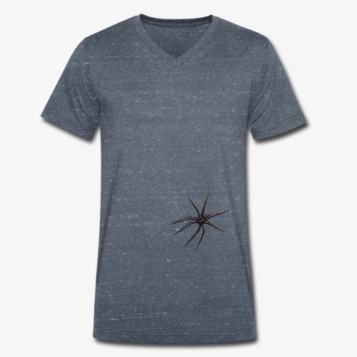 araignée - T-shirt bio col V Stanley & Stella Homme