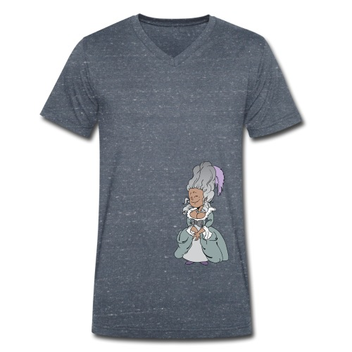 Happy Antoinette - T-shirt bio col V Stanley & Stella Homme