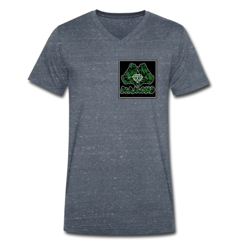 aaron diamond - T-shirt bio col V Stanley & Stella Homme