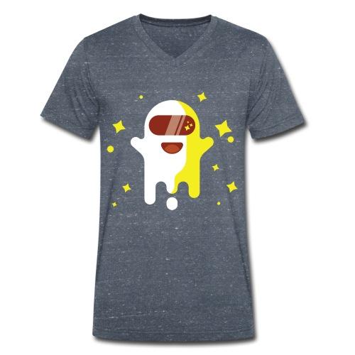 Fantôme astronaute - T-shirt bio col V Stanley & Stella Homme