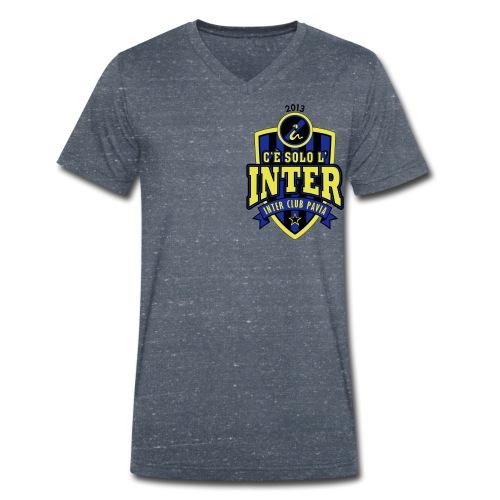 proposte logo icp def - T-shirt ecologica da uomo con scollo a V di Stanley & Stella