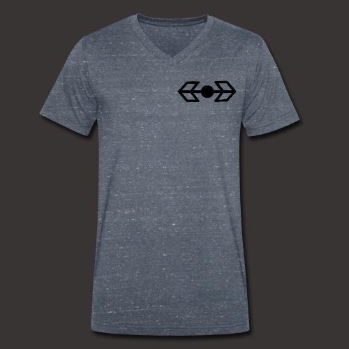 Syk - Men's Organic V-Neck T-Shirt by Stanley & Stella