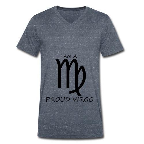 VIRGO - Men's Organic V-Neck T-Shirt by Stanley & Stella