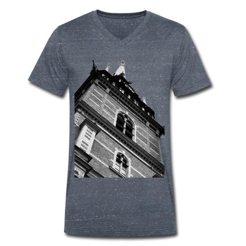 Torn - Ekologisk T-shirt med V-ringning herr från Stanley & Stella