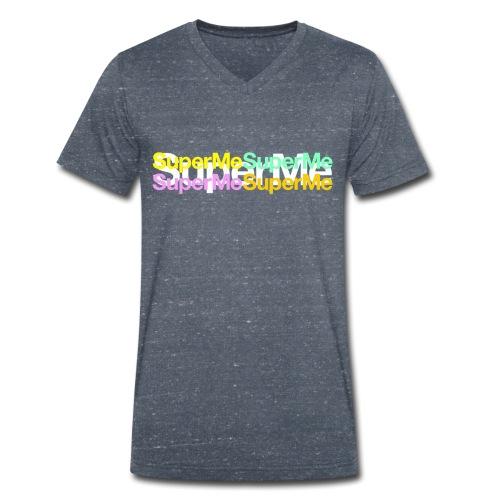 Super Moi - T-shirt bio col V Stanley & Stella Homme