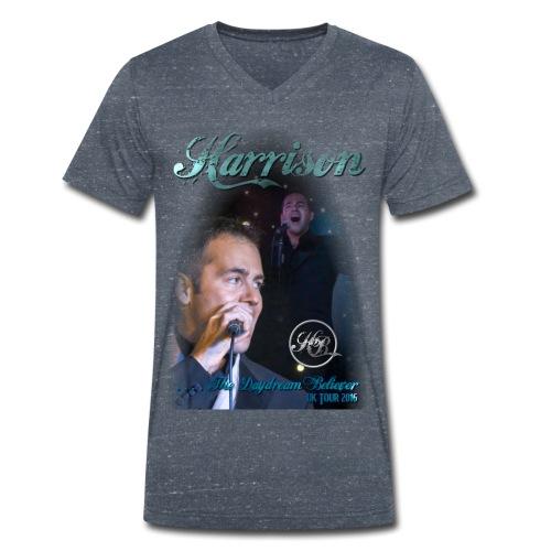 T shirt Artwork 3 png - Men's Organic V-Neck T-Shirt by Stanley & Stella