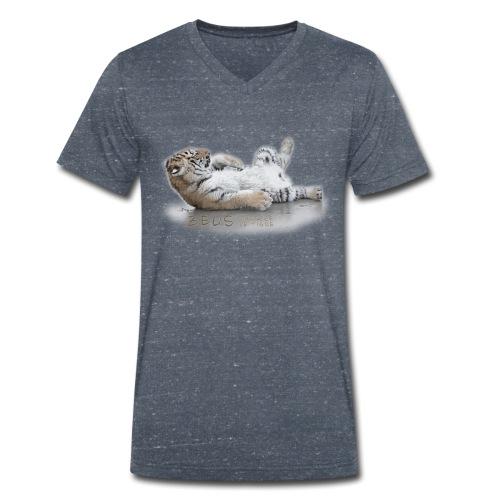 Zeus bébé plage - T-shirt bio col V Stanley & Stella Homme