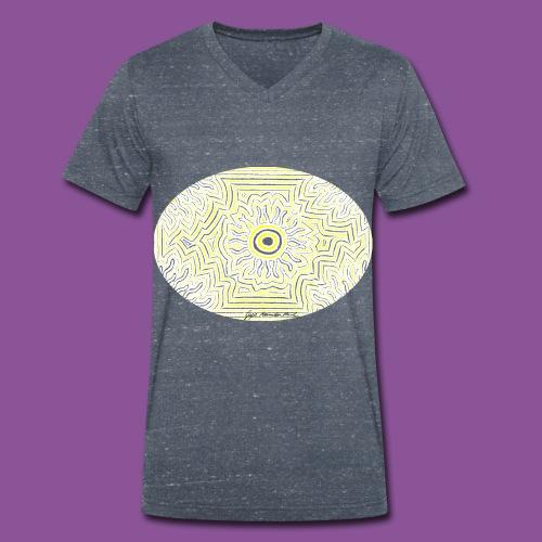 Energiebündel 20 - Männer Bio-T-Shirt mit V-Ausschnitt von Stanley & Stella