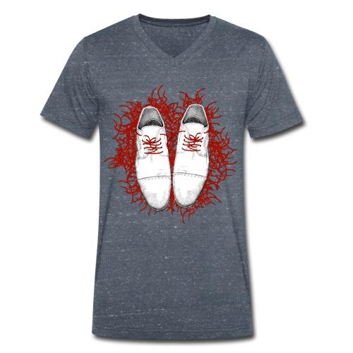 3500x4000x300dpichaussure - T-shirt bio col V Stanley & Stella Homme