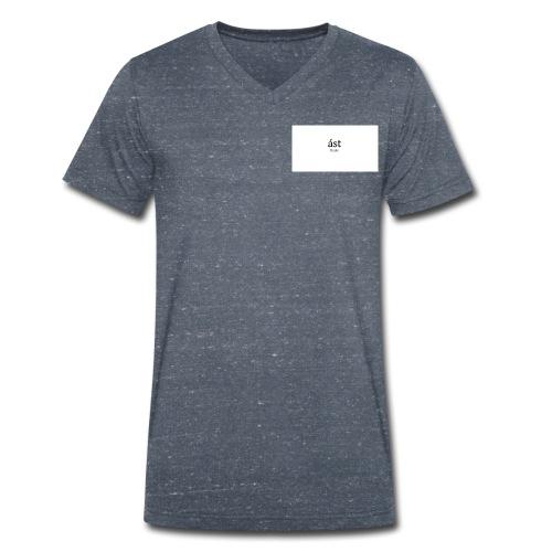 ást Paris - Männer Bio-T-Shirt mit V-Ausschnitt von Stanley & Stella