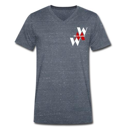 Myclane W - T-shirt bio col V Stanley & Stella Homme