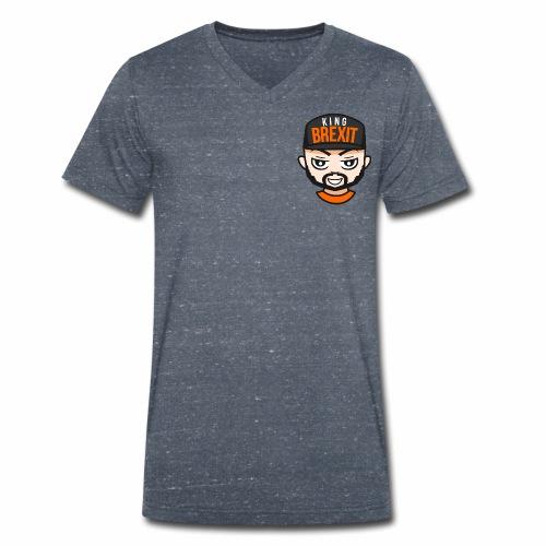 KingB - Men's Organic V-Neck T-Shirt by Stanley & Stella
