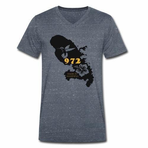 972 MADININA - T-shirt bio col V Stanley & Stella Homme