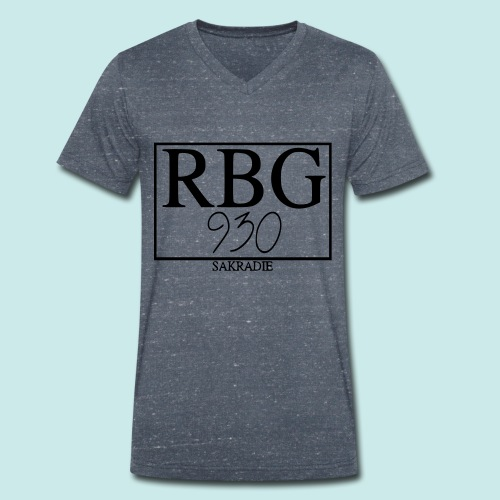 #RBG Buam - Männer Bio-T-Shirt mit V-Ausschnitt von Stanley & Stella