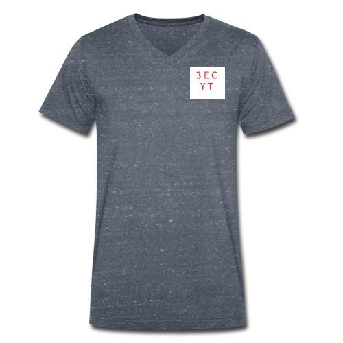 3ec yt - Männer Bio-T-Shirt mit V-Ausschnitt von Stanley & Stella