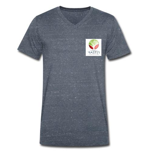 Logo Non vectorisé - T-shirt bio col V Stanley & Stella Homme