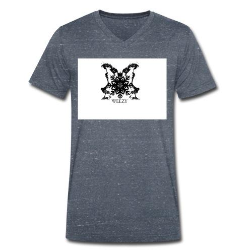 Weezy2 jpg - Männer Bio-T-Shirt mit V-Ausschnitt von Stanley & Stella