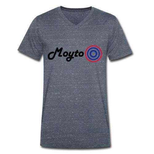Moyto 3.0 - T-shirt ecologica da uomo con scollo a V di Stanley & Stella