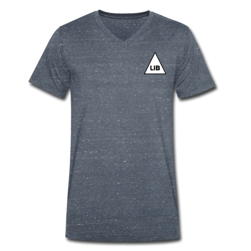 Logo LIB PICTURE - T-shirt bio col V Stanley & Stella Homme