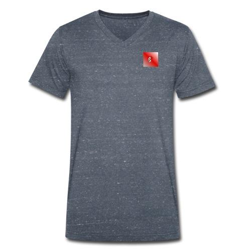 Graphic Z - Men's Organic V-Neck T-Shirt by Stanley & Stella