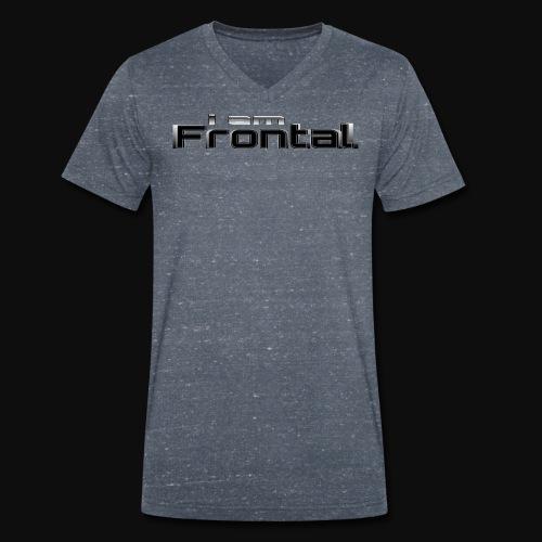 ι αм ƒяσηтαℓ 3 - Männer Bio-T-Shirt mit V-Ausschnitt von Stanley & Stella