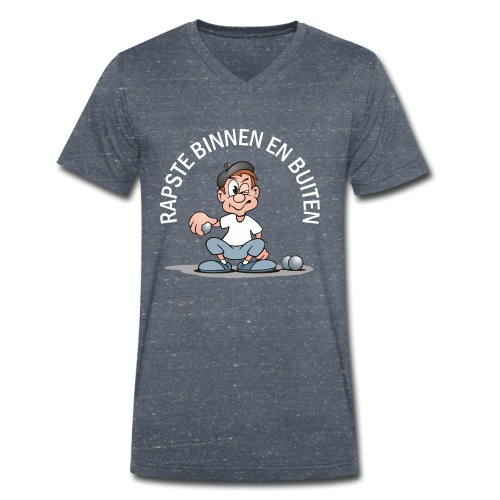 Rapste2 - T-shirt bio col V Stanley & Stella Homme