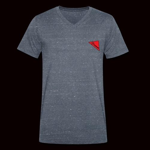 Framan - T-shirt ecologica da uomo con scollo a V di Stanley & Stella