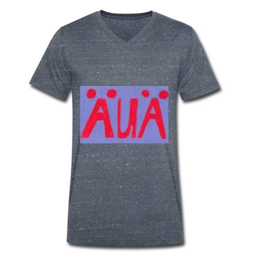 AeuAe - Männer Bio-T-Shirt mit V-Ausschnitt von Stanley & Stella