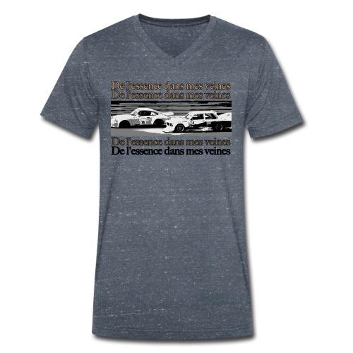 DLEDMV - Vintagerace#1 - T-shirt bio col V Stanley & Stella Homme