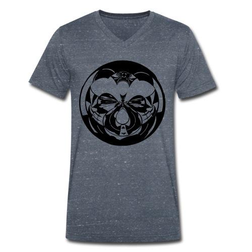 McPaNda23 - Männer Bio-T-Shirt mit V-Ausschnitt von Stanley & Stella