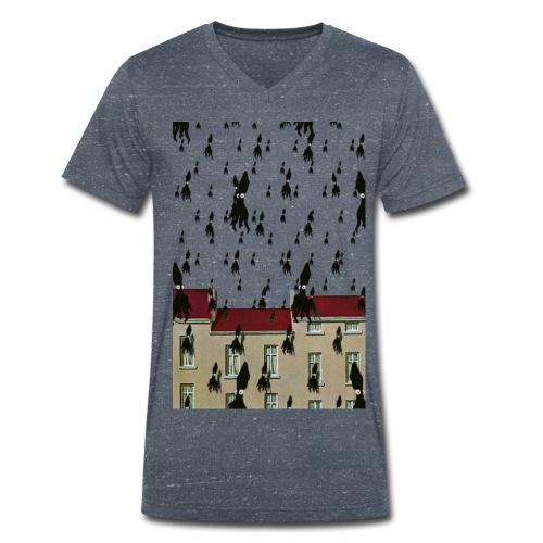FullSquid - T-shirt bio col V Stanley & Stella Homme