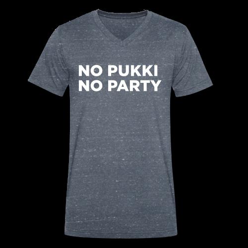 No Pukki, no party - Stanley & Stellan naisten luomupikeepaita