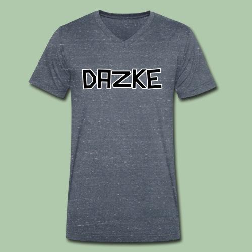 dazke05 - Männer Bio-T-Shirt mit V-Ausschnitt von Stanley & Stella
