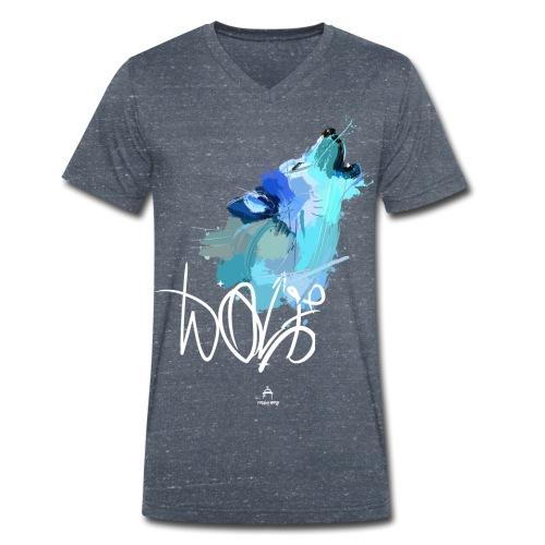 loupOkPRINT - T-shirt bio col V Stanley & Stella Homme