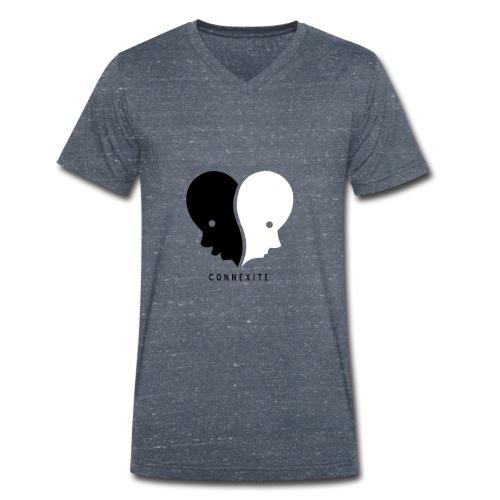 Connexité - T-shirt bio col V Stanley & Stella Homme